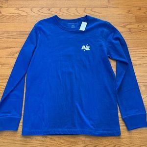 NWT Men's American Eagle Heavy Long Sleeve T-Shirt